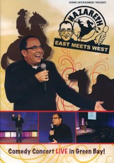 East Meets West, DVD