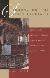 Sermons on the First Reading: Series I, Cycle B