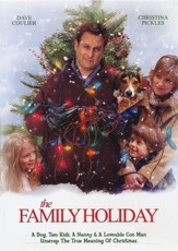 The Family Holiday, DVD
