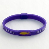 GP Wristband, Purple, Large