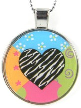 Heart Necklace, Dana Designs