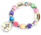 Love & Faith--Child's Bracelet