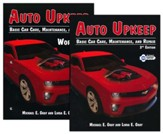 Auto Upkeep: Basic Car Care, Maintenance, and Repair Textbook/Workbook Set, 3rd Edition