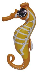 Inflatable Seahorse, 20