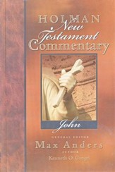 John, Holman New Testament Commentary Volume 4 - Slightly Imperfect