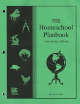 The Homeschool Planbook: Unit Studies Edition