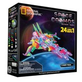 National Geographic, Space Laser Model, 24 in 1