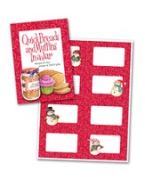Quick Breads and Muffins, Gifts In A Jar, Recipes and Labels