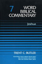 Joshua: Word Biblical Commentary [WBC]