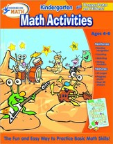 Hooked on Math:  Kindergarten Math Activities
