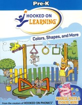 Hooked on Learning: Colors, Shapes and More