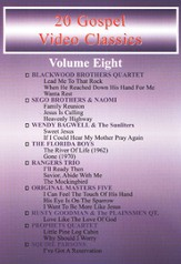 20 Gospel Video Clasics, Volume 8