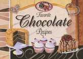 Favorite Chocolate Easel Recipe Book