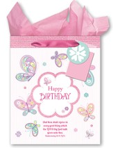 Happy Birthday! Rejoice In Every Good Thing Giftbag, Large