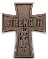 Strength Cross Magnet