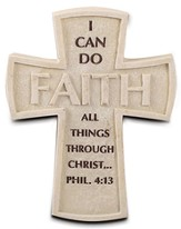 Faith Cross Magnet