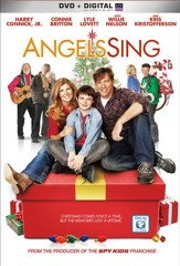 Angels Sing, DVD/Digital Ultraviolet