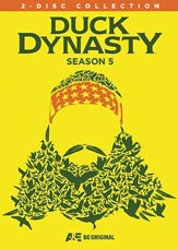 Duck Dynasty: Season 5, DVD