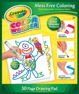 Crayola, Color Wonder Refill Drawing Pad