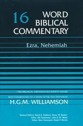 Ezra-Nehemiah: Word Biblical Commentary [WBC]