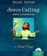 Jesus Calling Bible Storybook, Deluxe Edition with CDs