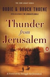 Thunder From Jerusalem, Zion Legacy Series #2, Paperback