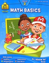 Math Basics Grade 2 Deluxe Edition Workbook
