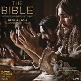 The Bible , TV Series, 2014 Mini Wall Calendar