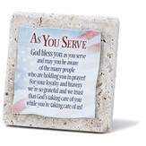 As You Serve, Military Tile