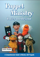 Puppet Ministry Basics and Beyond DVD