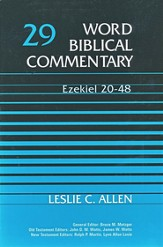 Ezekiel 20-48: Word Biblical Commentary [WBC]