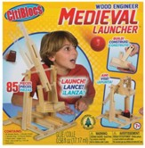 Wood Engineer, Medieval Launcher with Plastic Balls