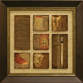The Full Armor of God Framed Print