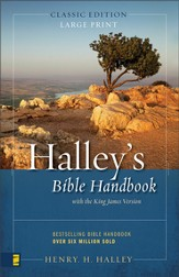 Halley's Bible Handbook, Large Print