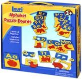 Alphabet Puzzle Boards ™