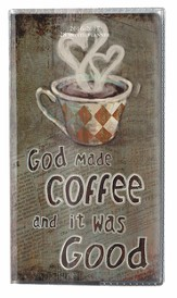 God Made Coffee, 2016-17 Pocket Planner