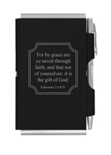 For by Grace, Double Sided Notepad