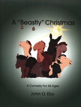 A Beastly Christmas (coloring book 5-pack)