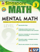 Singapore Mental Math Level 2 Grade 3