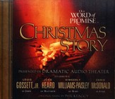 The Word of Promise Christmas Story, NKJV Unabridged Audiobook on CD