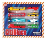 Citicars, 8 Pieces