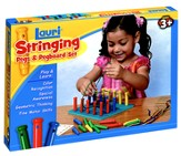 Stringing Pegs and Pegboard ™ Set
