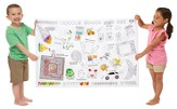 Kidoozie Washable Activity Play Mat
