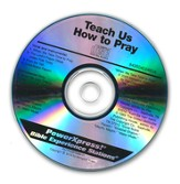 PowerXpress - Teach Us How To Pray Music CD (revised)