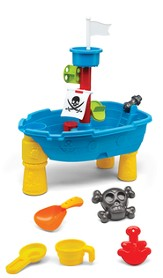 Kidoozie Pirate Ship Sand & Water Pit