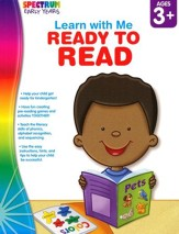Spectrum Early Years Learn with Me Ready to Read