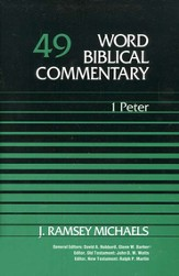 1 Peter: Word Biblical Commentary [WBC]