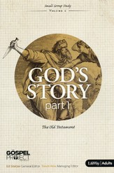 The Gospel Project Volume 2: God's Story Part 1 (Member Book)