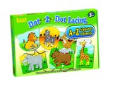 Dot-2-Dot ™ Lacing Alphabet Animals
