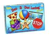 Dot-2-Dot ™ Lacing Shapes
